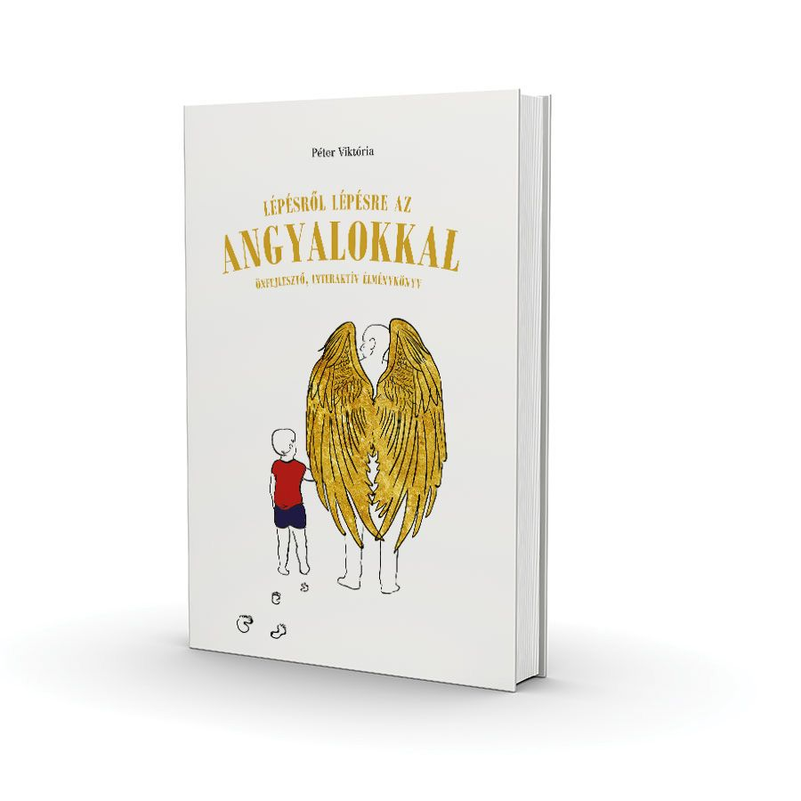 Önfejlesztő interaktív élménykönyv